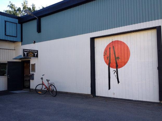 västerås karatecenter - dojon