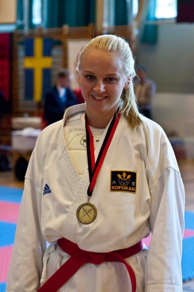 Sara Raftsjö - Västerås Karatecenter