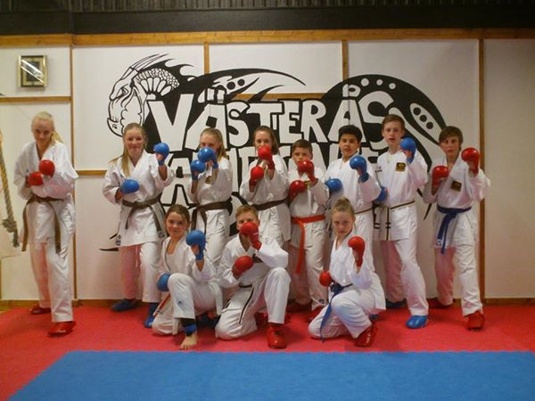DM Väterås karatecentr