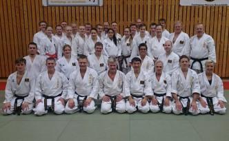 Gruppfoto - Norrköpingslägret HT2014