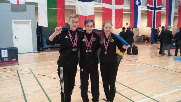 Västerås Karatecenters deltar i Kofukan International World Cup